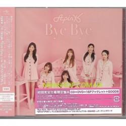 Apink Bye Bye (初回完全生産限定盤A...