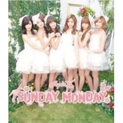 Apink 4th Single 「SUNDAY...