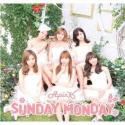 [台版送海報]Apink Sunday Monday...