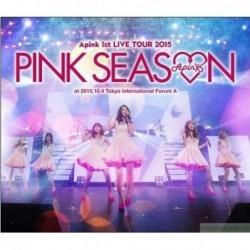台版DVD Apink 1st LIVE TOUR...