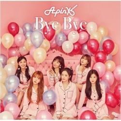 [台版]Apink  Bye Bye CD+DVD