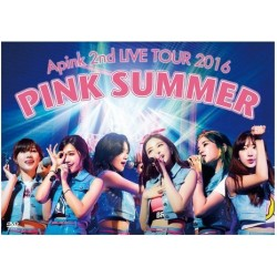 [台版DVD]Apink 2nd LIVE TOUR...